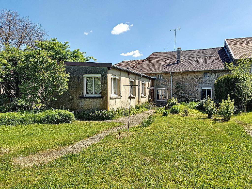 A vendre Maison DAMMARIE SUR SAULX 98m² 68.000 5 piéces
