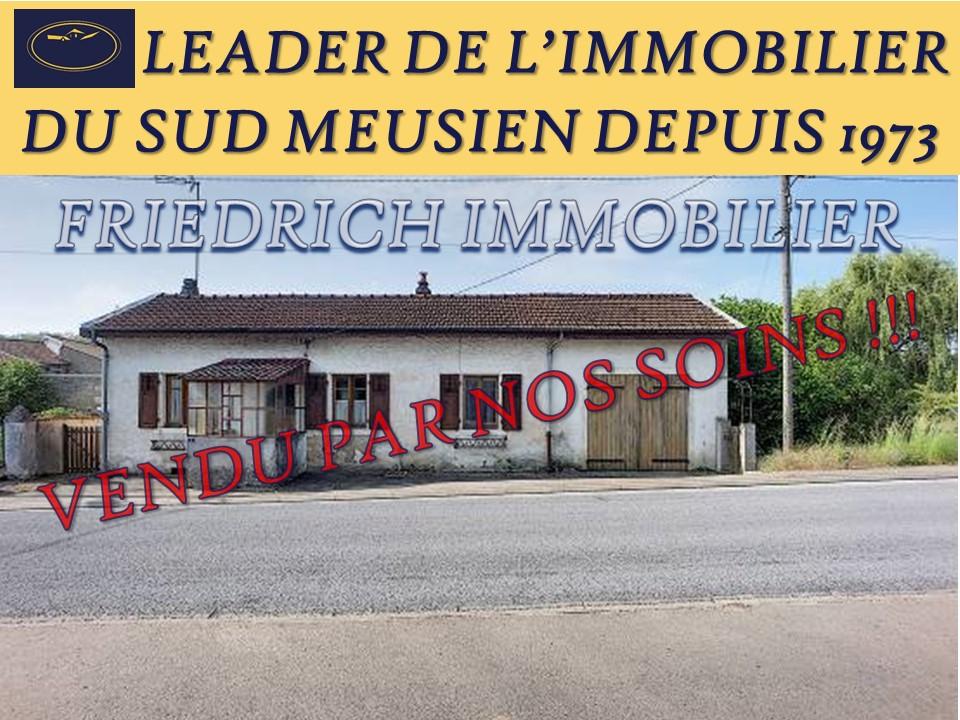 A vendre Maison DOMPCEVRIN 66.000 5 piéces