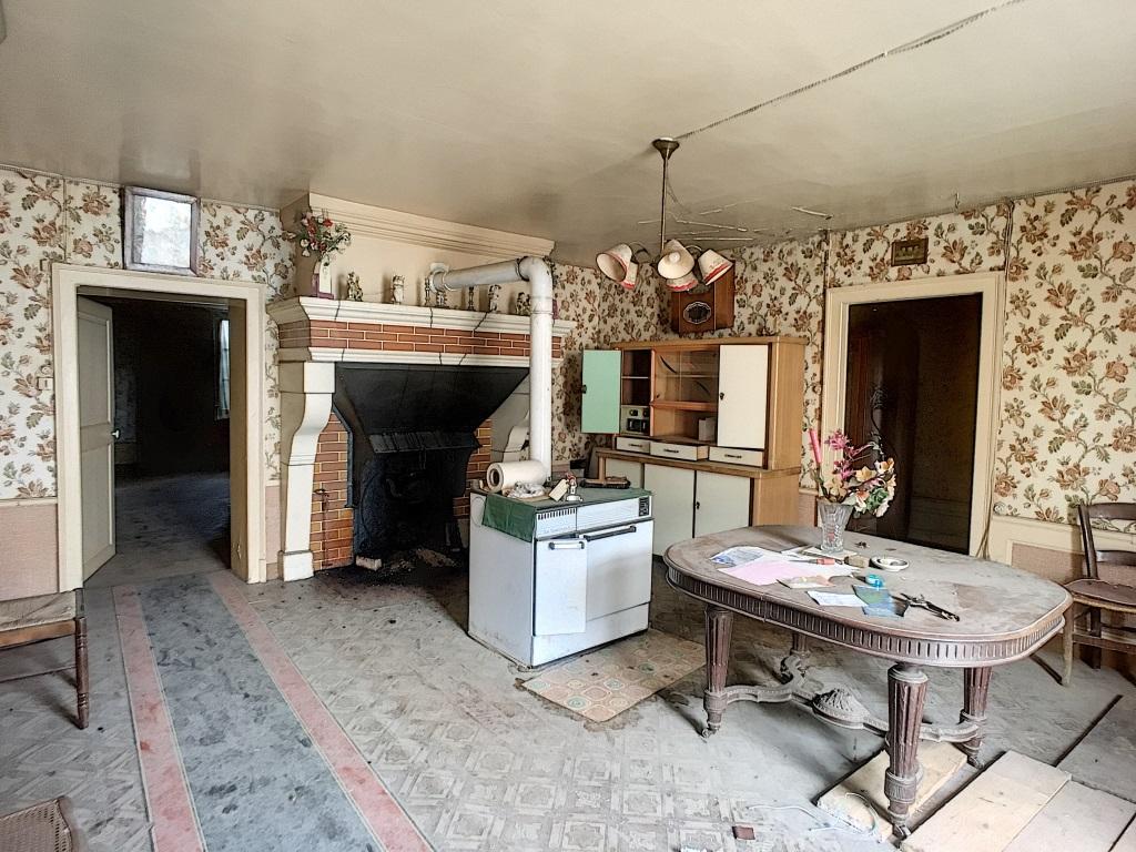 A vendre Maison LIGNY EN BARROIS 80m² 30.000
