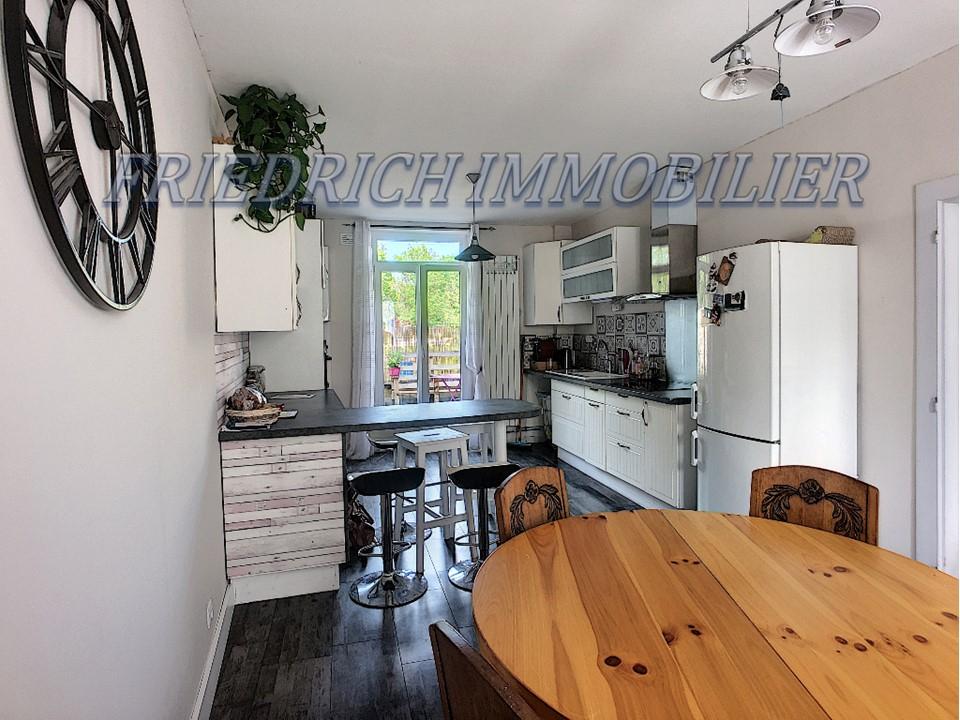 A vendre Maison SAMPIGNY 128m²