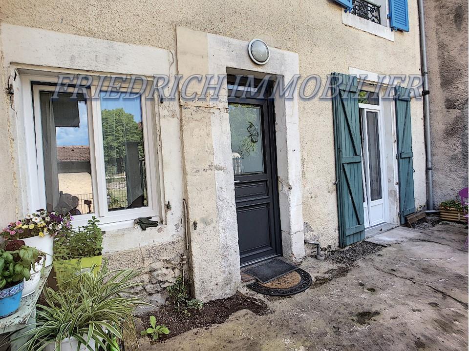 A vendre Maison SAMPIGNY 5 piéces