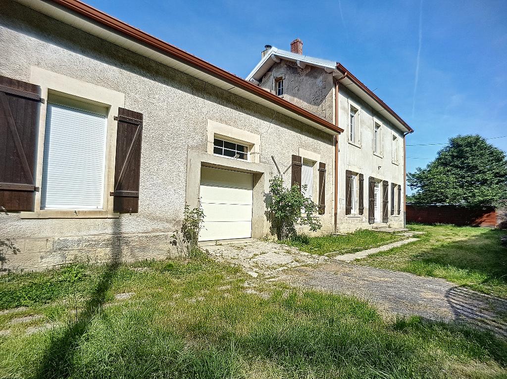 A vendre Maison LIGNY EN BARROIS 90.000 4 piéces