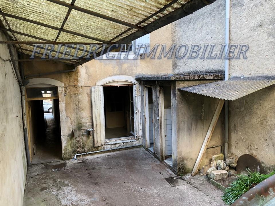 Maison de ville à rénover - SAINT MIHIEL