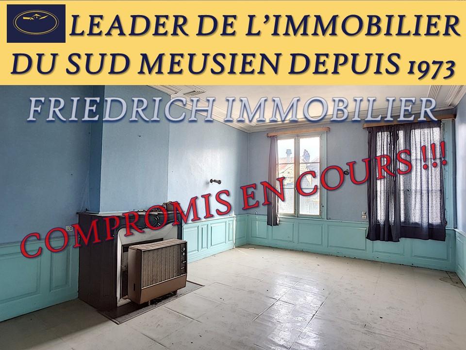 A vendre Immeuble LIGNY EN BARROIS 204.62m² 29.000