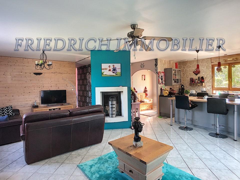 A vendre Maison SAMPIGNY 99m² 170.000 4 piéces