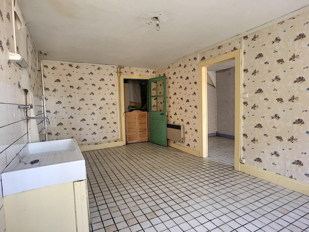 A vendre Maison LEROUVILLE 62m² 20.000