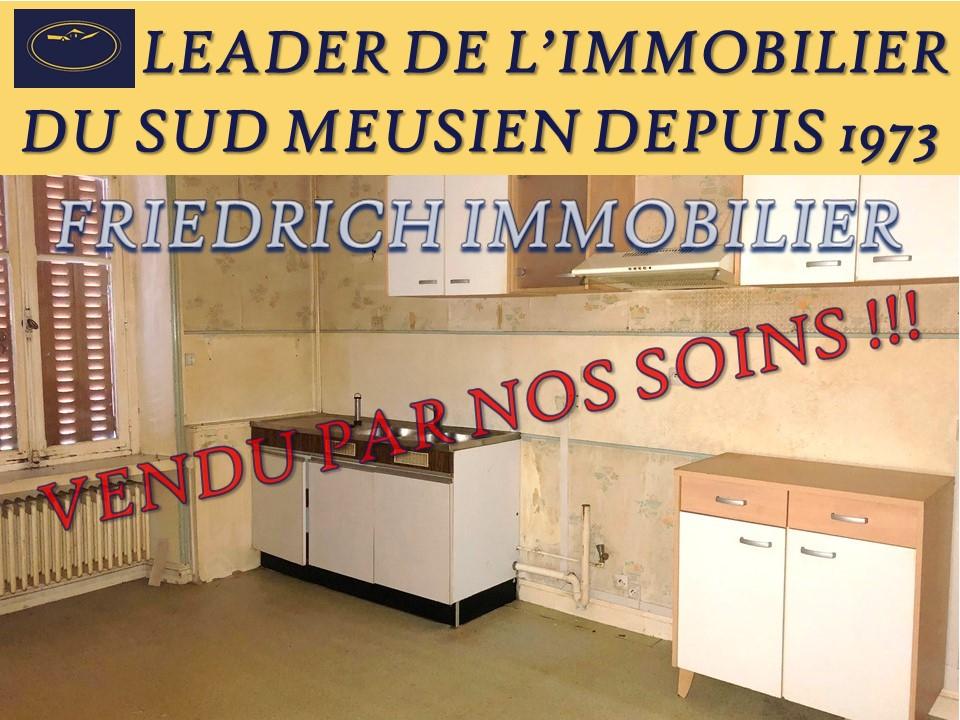 A vendre Maison SAINT MIHIEL 165m² 40.552 8 piéces