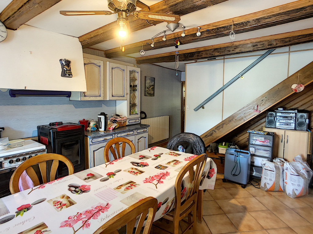 A vendre Maison SAINT MAURICE SOUS LES COTES 83m² 45.000 4 piéces