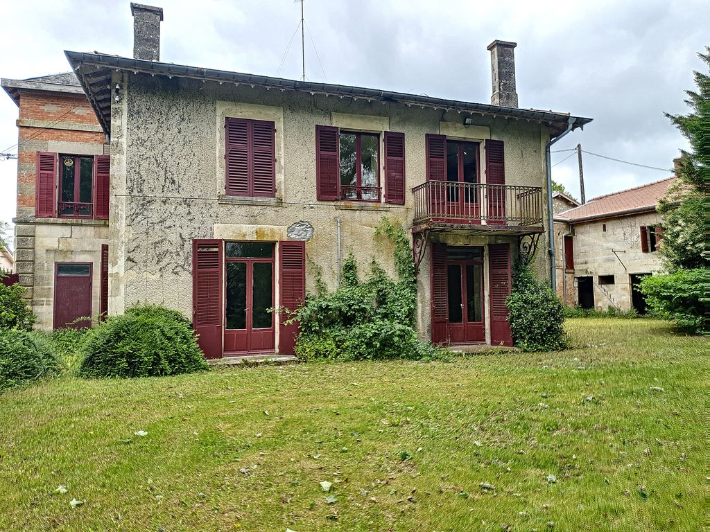 A vendre Maison BAR LE DUC 8 piéces