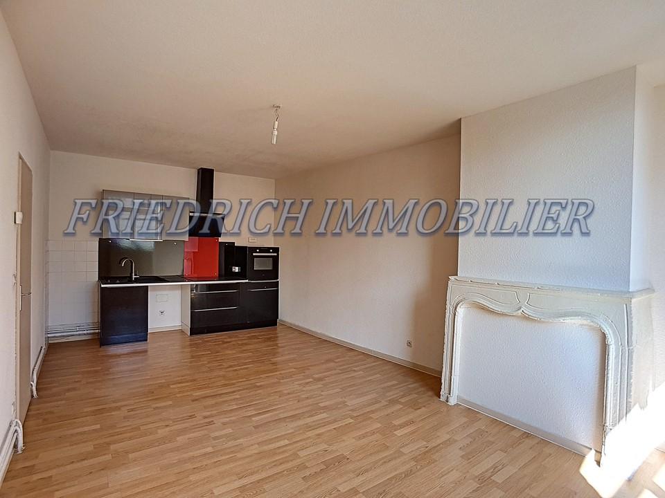 A louer Appartement BAR LE DUC 70m² 420 3 piéces