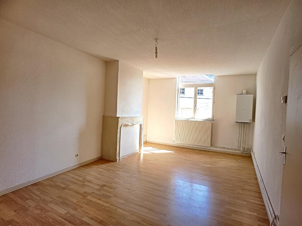 A louer Appartement BAR LE DUC 70m² 420