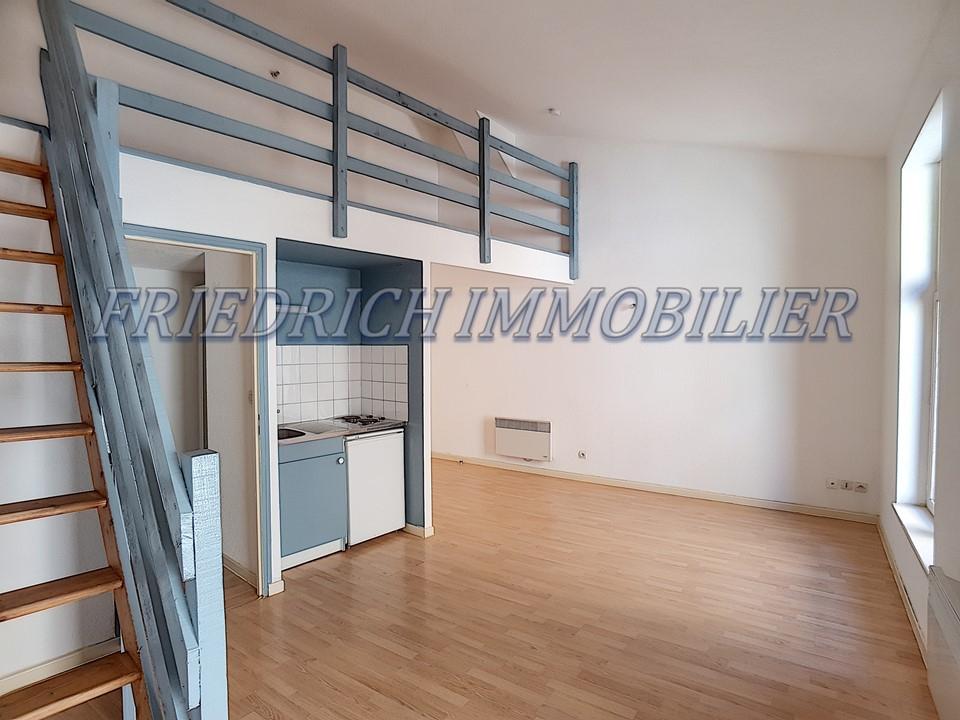 A louer Appartement BAR LE DUC 33m² 1 piéces