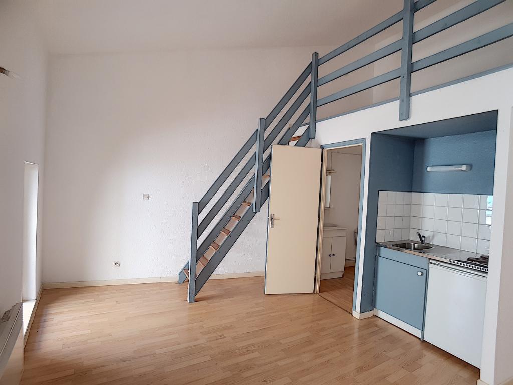 A louer Appartement BAR LE DUC 33m² 240