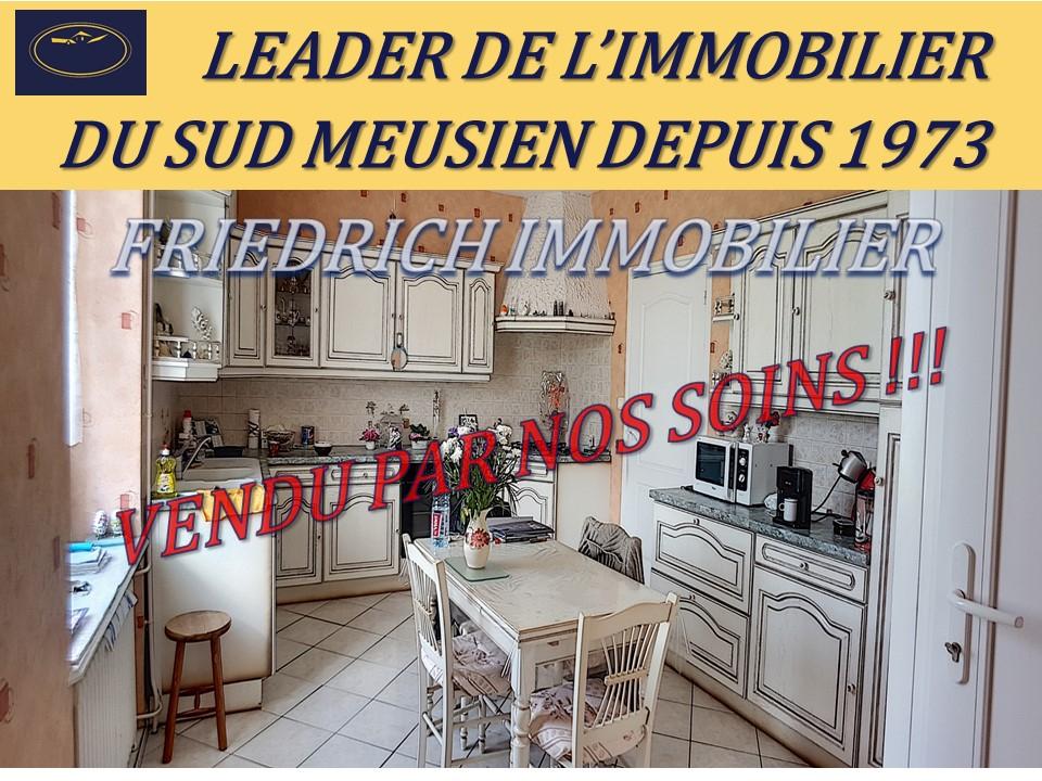 A vendre Maison TRONVILLE EN BARROIS 78.000