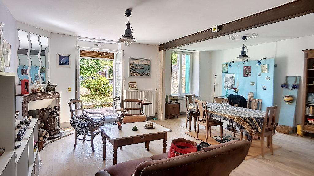 A vendre Maison TREVERAY 45.000