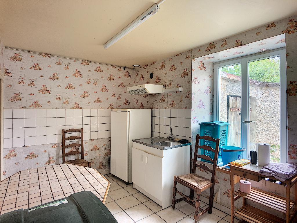 A vendre Maison SAMPIGNY 47m² 2 piéces