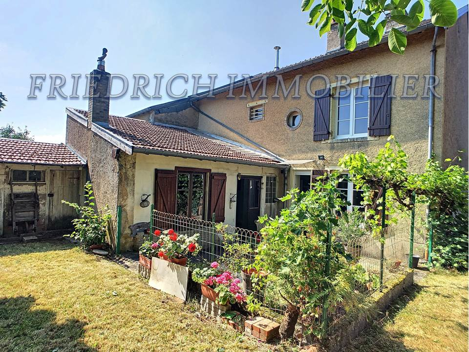 A vendre Maison RAMBUCOURT 150m²