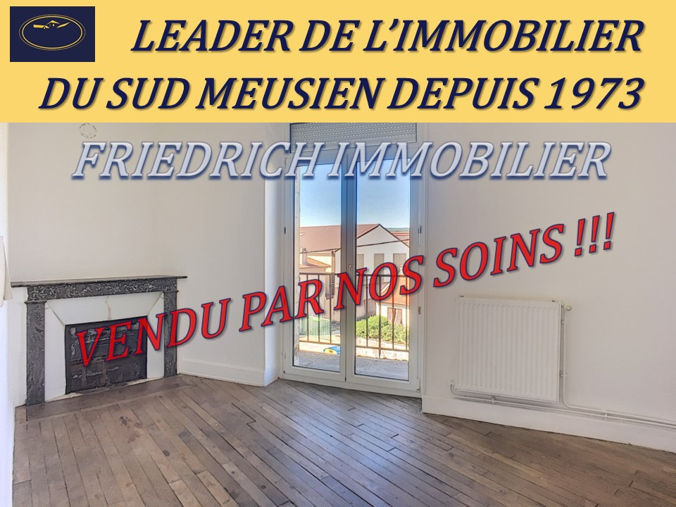 A vendre Appartement COMMERCY 55m²
