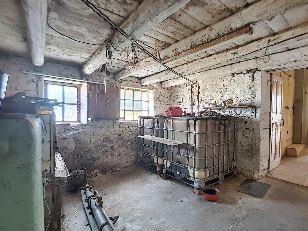 A vendre Maison FOUCHERES AUX BOIS 94.03m²