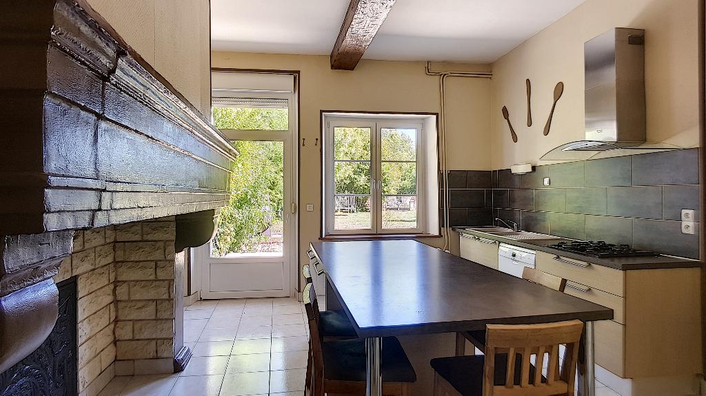 A vendre Maison DAMMARIE SUR SAULX 140.000