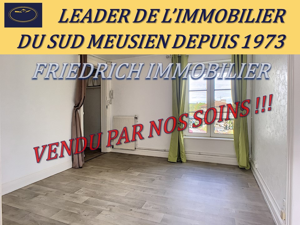 A vendre Appartement COMMERCY 45m² 35.000