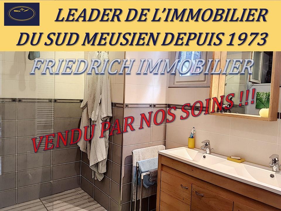 A vendre Maison LIGNY EN BARROIS 150m² 66.000 6 piéces