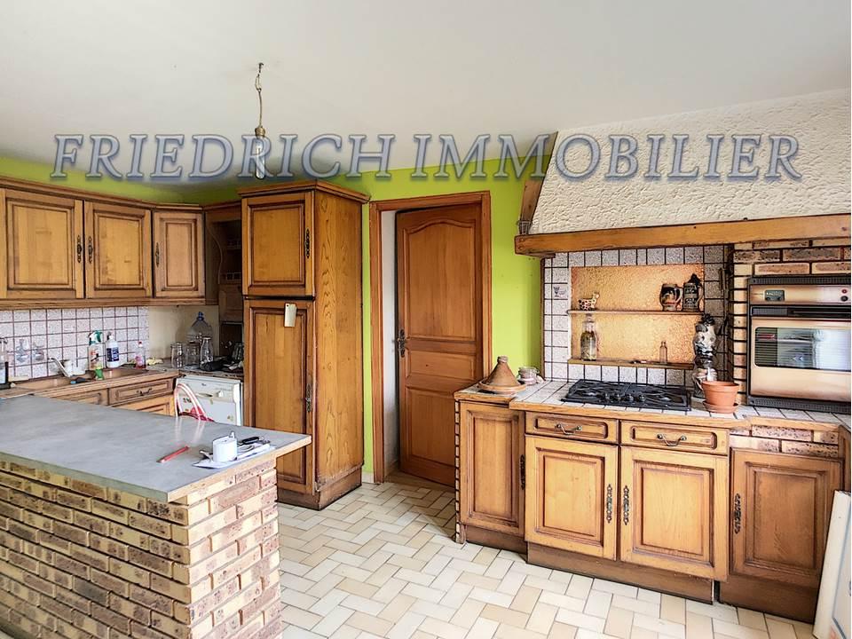 A vendre Maison SAINT MIHIEL 170m² 35.000 7 piéces