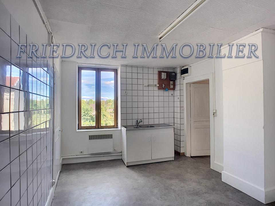 A louer Appartement LEROUVILLE 58m² 2 piéces
