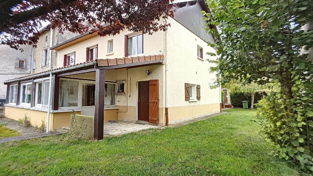 A vendre Maison SAMPIGNY 121.24m² 88.000