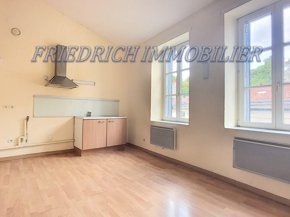 A louer Appartement ST MIHIEL 46m² 2 piéces
