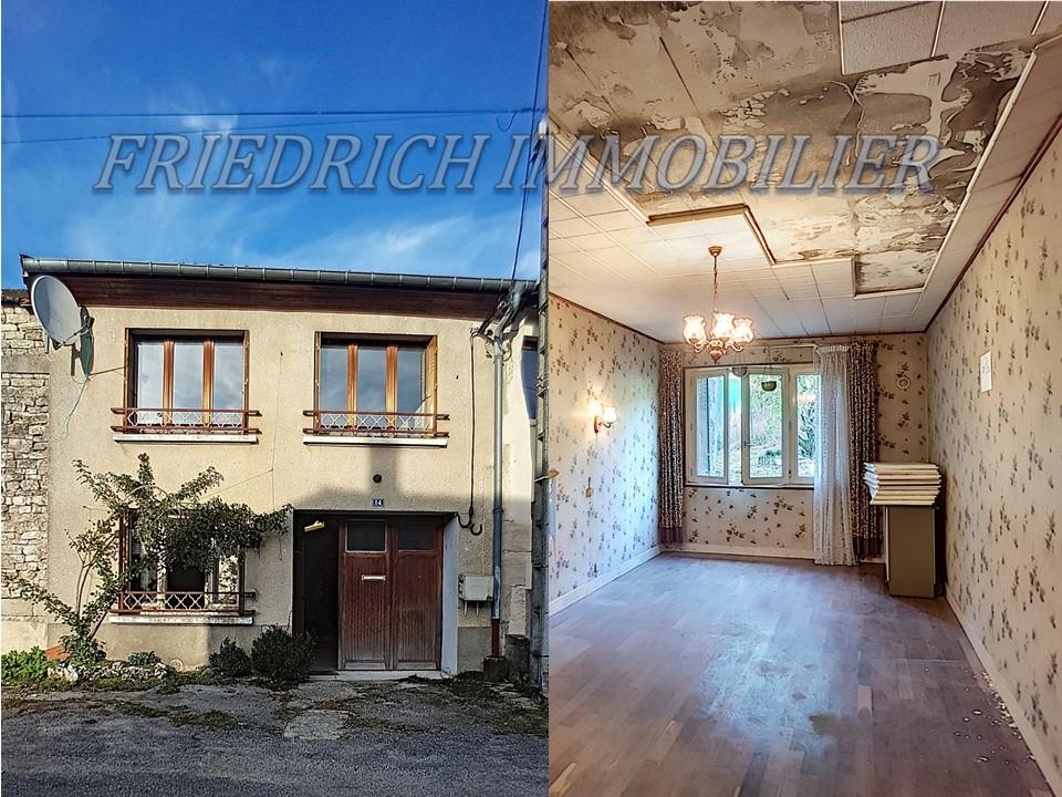 A vendre Maison LIGNY EN BARROIS 28.000