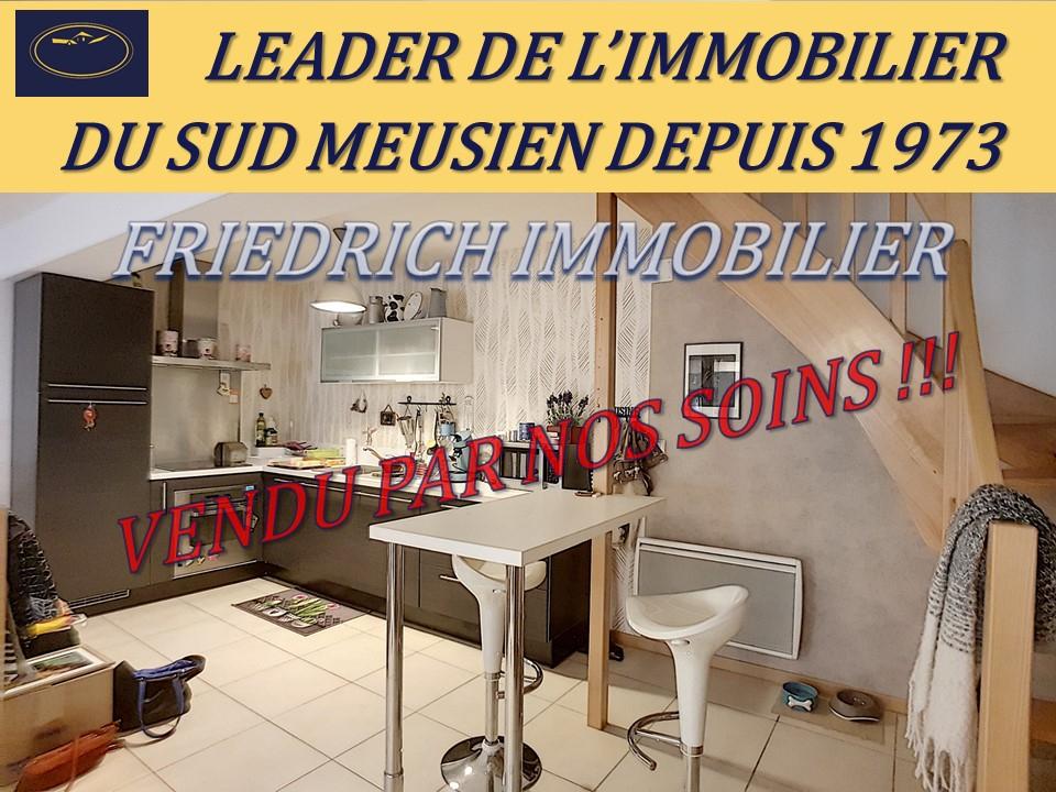 A vendre Maison LIGNY EN BARROIS 90m²