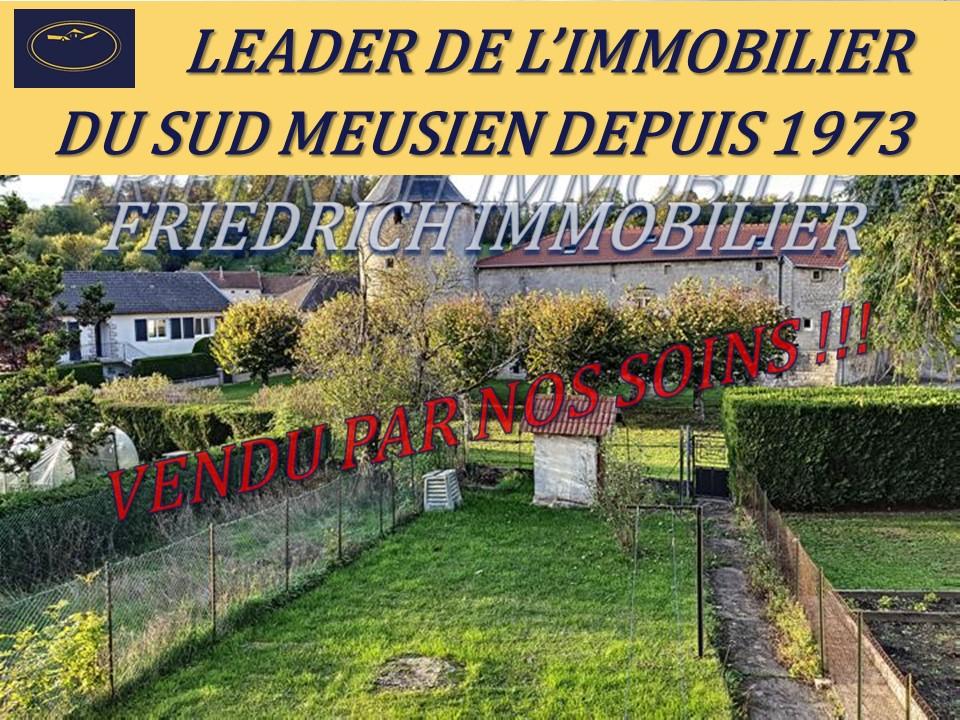 A vendre Maison MONTIERS SUR SAULX 132m²