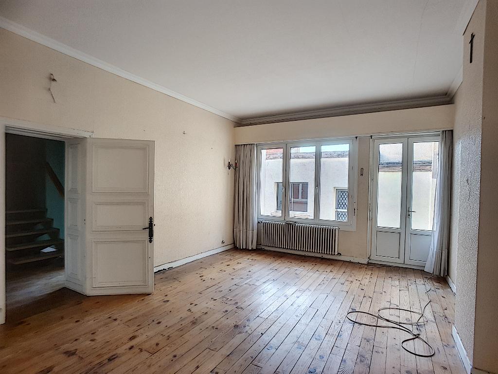 A vendre Maison LIGNY EN BARROIS 80.000 10 piéces