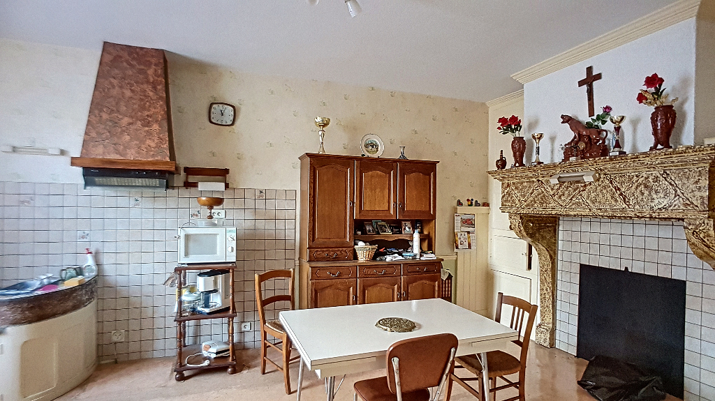 A vendre Maison SAINT JOIRE 108.54m² 50.000