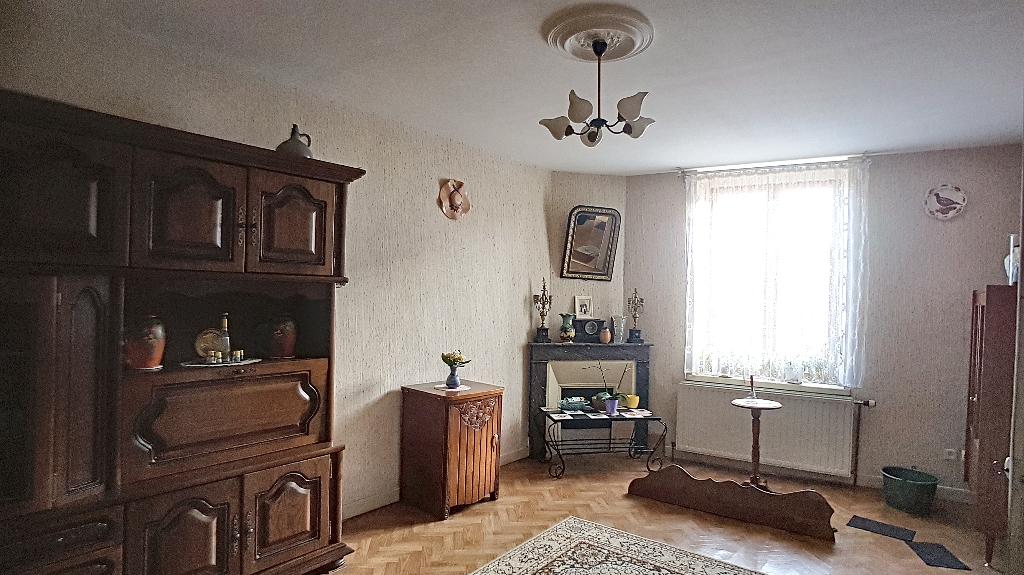 A vendre Maison SAINT JOIRE 108.54m² 50.000 5 piéces