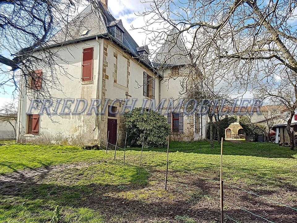 A vendre Maison BAR LE DUC 349.000 8 piéces