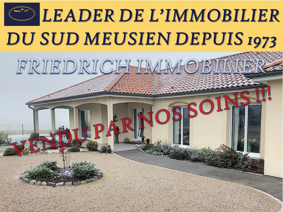 A vendre Maison APREMONT LA FORET 6 piéces