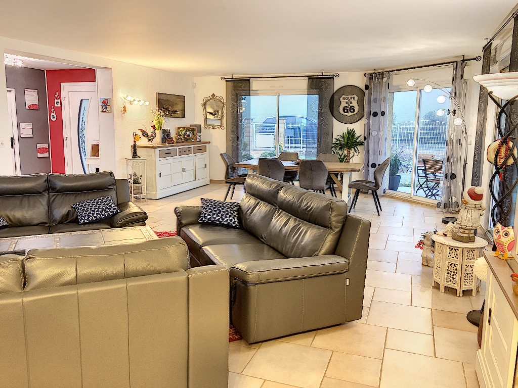 A vendre Maison APREMONT LA FORET 153m² 265.000