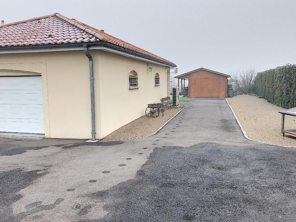 A vendre Maison APREMONT LA FORET 153m² 6 piéces