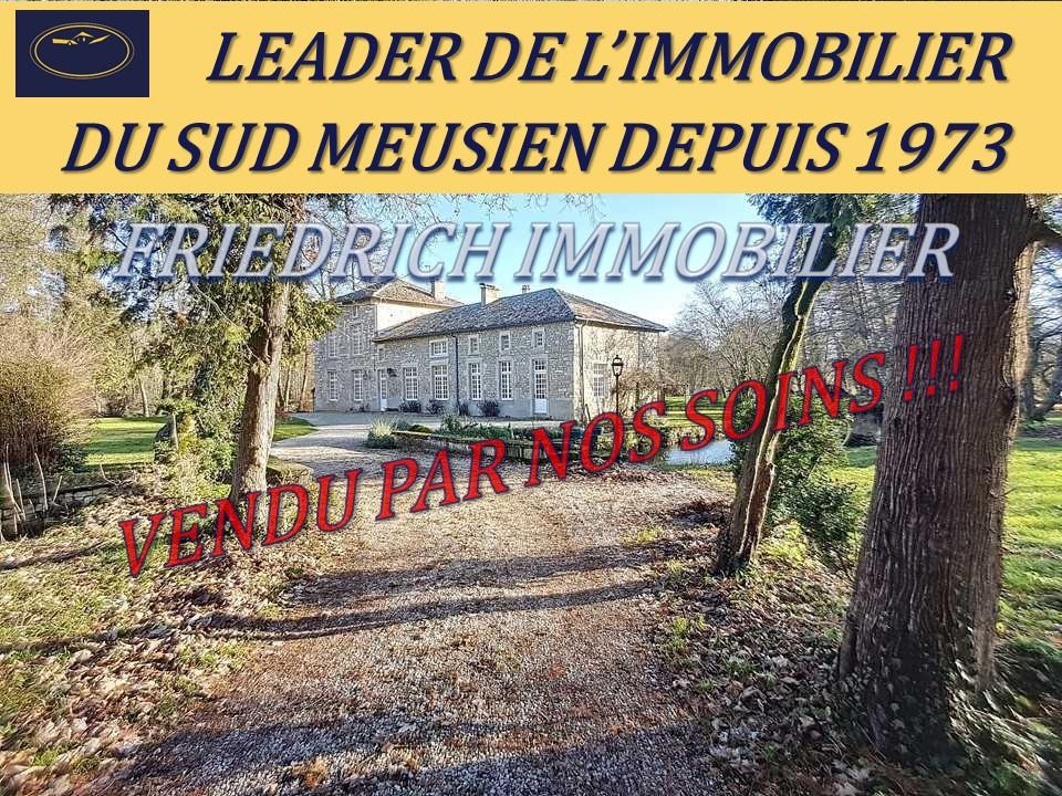 A vendre Maison BAR LE DUC 319.32m² 350.000 10 piéces