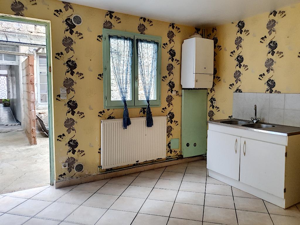 A vendre Maison LIGNY EN BARROIS 163m² 95.000