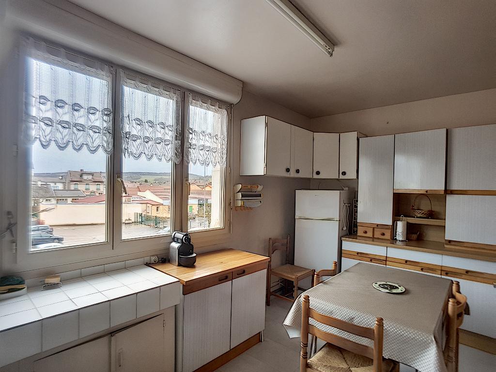 A vendre Appartement LIGNY EN BARROIS 68.74m² 50.000