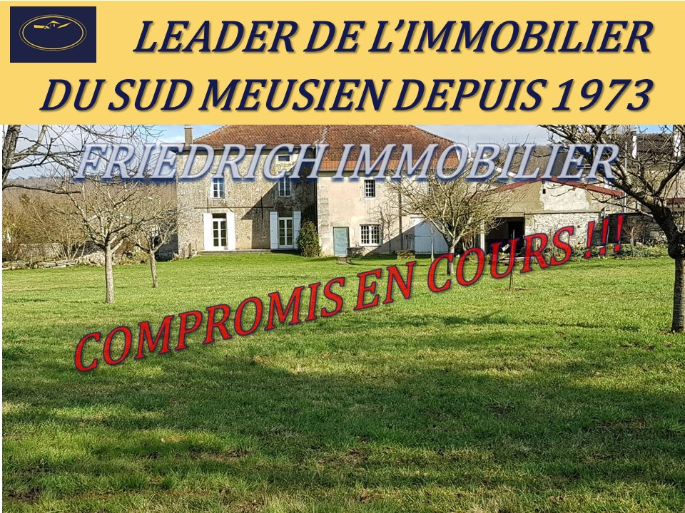 A vendre Maison LIGNY EN BARROIS 220.000 7 piéces