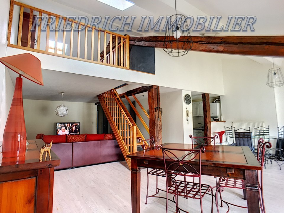 A vendre Appartement COMMERCY 114m² 71.000