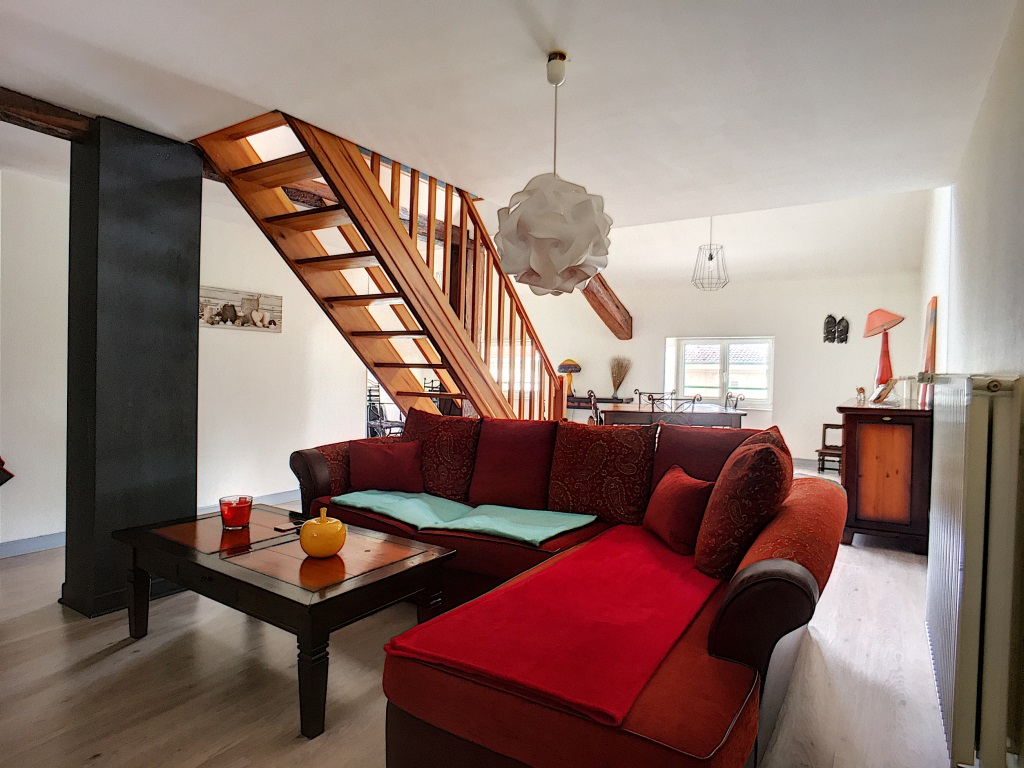 A vendre Appartement COMMERCY 114m² 4 piéces