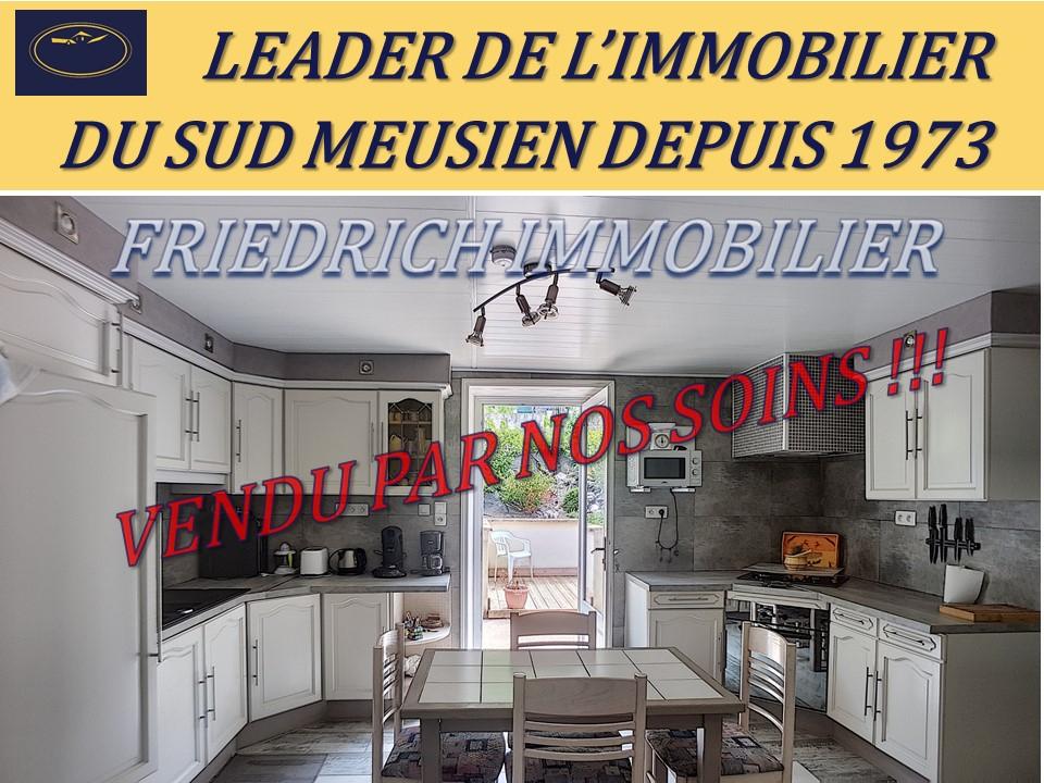 A vendre Maison MONTIERS SUR SAULX 87.49m²