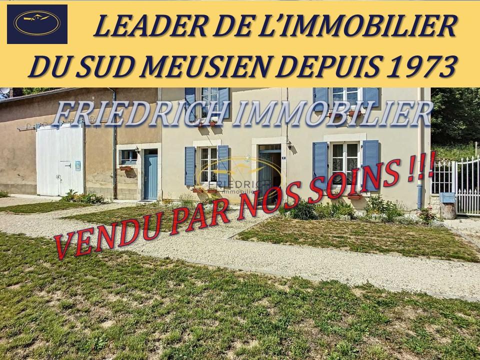 A vendre Maison LACROIX SUR MEUSE 149.000