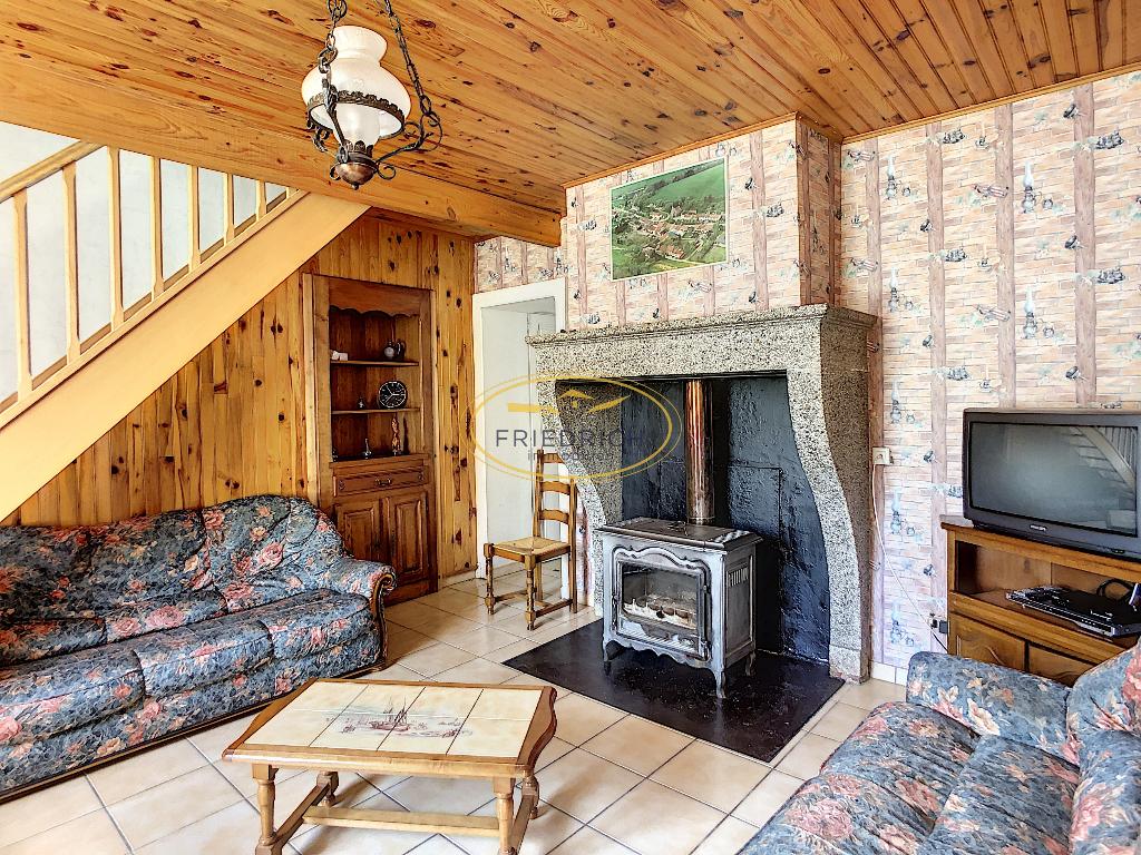 A vendre Maison LACROIX SUR MEUSE 192m² 149.000 7 piéces