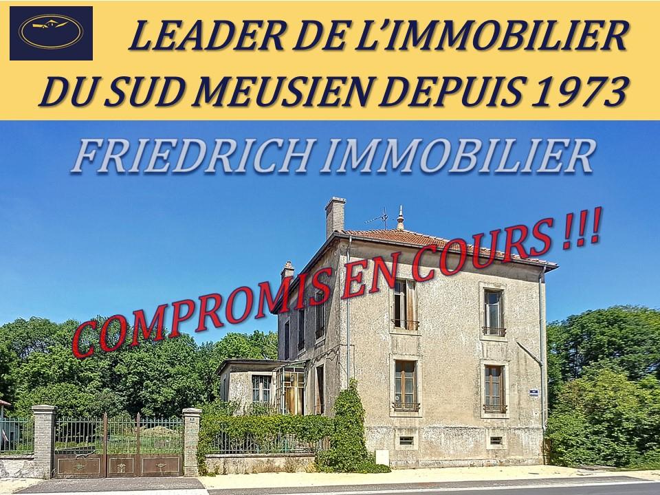 A vendre Maison HOUDELAINCOURT 158m² 45.000 8 piéces